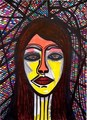 jewish female artist mirit ben-nun israel