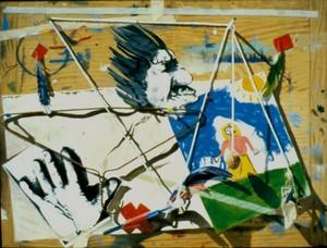 1. Oil / Acrylic Paintings 1980-1986