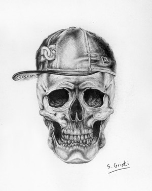 The Cool Skull