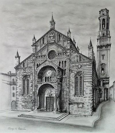 DUOMO OF VERONA, ITALY