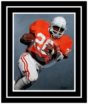 Earl Campbell  Heisman Trophy Winner