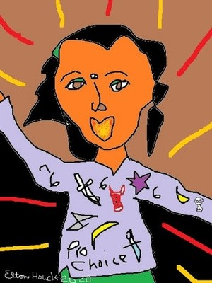witch--KAMALA HARRIS--Washington baby killer...(c)..2021...elton houck