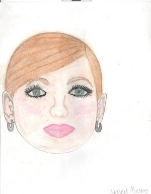 grad-daughter haley masters's artwork