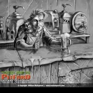 Mutant Bartender