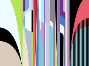 Abstract Composition 870