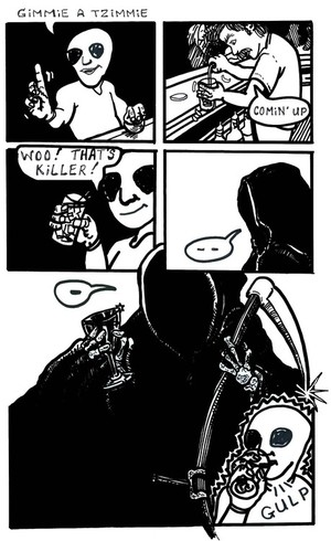 Deflicted Comix #2, Part #4, Page #13