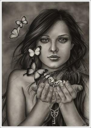 Unleash the butterflies