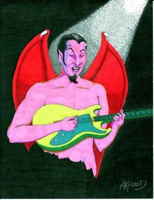 devil sing da blues