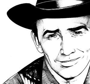 James Drury (1934-2020) as The Virginian