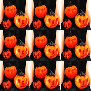 Scary pumpkins small