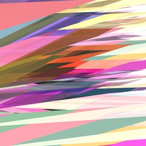 Abstract Composition 728