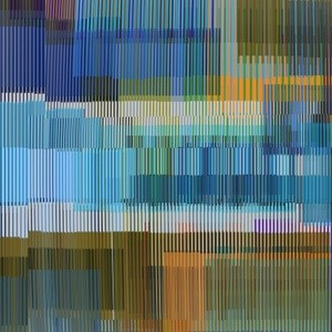 Abstract Composition 585