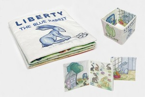 liberty    - the  blue  rabbit -