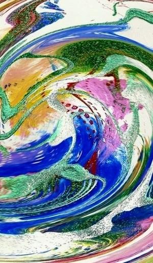 Sonogram of Aquatic Life
