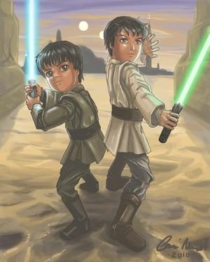 Jedi Boys