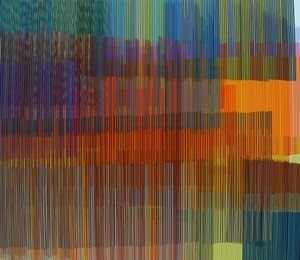 Abstract Composition 747