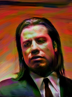 "Vincent "" Pulp Fiction"""