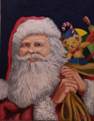 46 Santa Clause Portrait