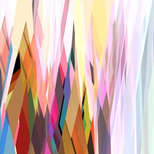 Abstract Composition 727