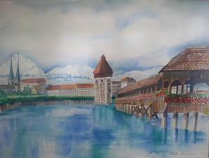 Bridge at Lucerne