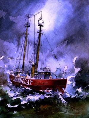 Lightship Barnegat LV 79