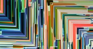 Abstract Composition 705