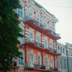 Pink Renaissance house
