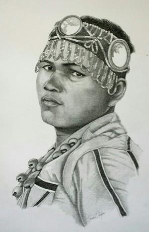 Santhal (or Satar) boy