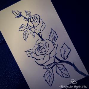 Rose Tattoo I