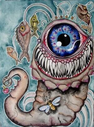 Alluring One Eyed Monster