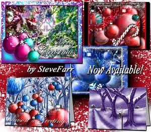 Farr*Art Christmas Cards Available!!