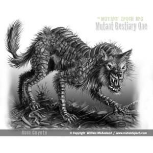 Ruin Coyote