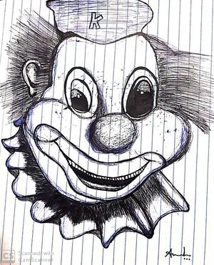 Pen art...