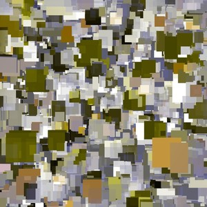 Abstract Composition 764