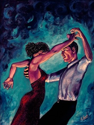 He Danced Her
