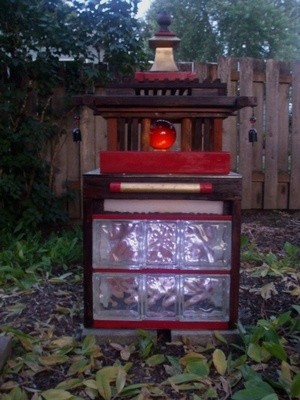 Garden Lighting Fixture