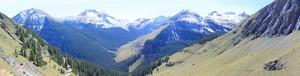 San Juan Mountains @10,000ft