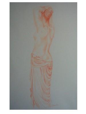 Grecian Lady