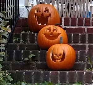 Jack O' Lantern Family