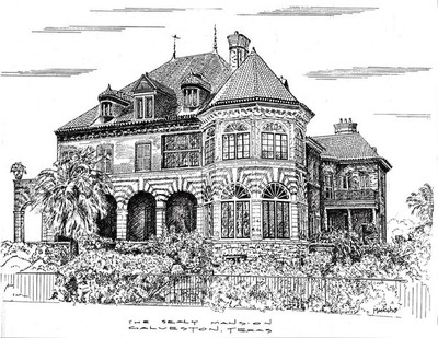 THE SEALY MANSION