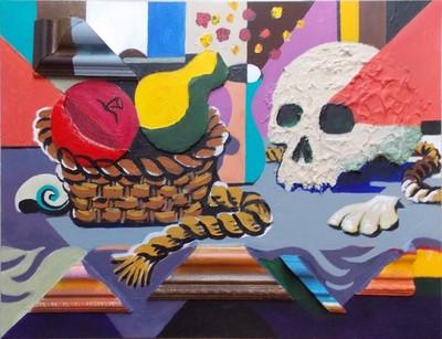 4. Oil / Acrylic Paintings 2007-2014