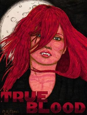 True Blood (mock poster)