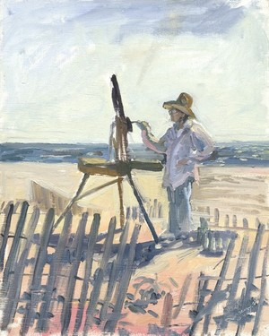 Plein Air landscapes and seascapes