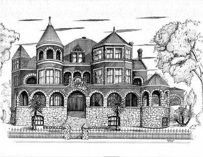 THE MOODY MANSION