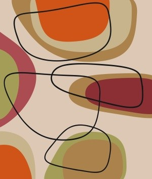 Abstract Composition 849