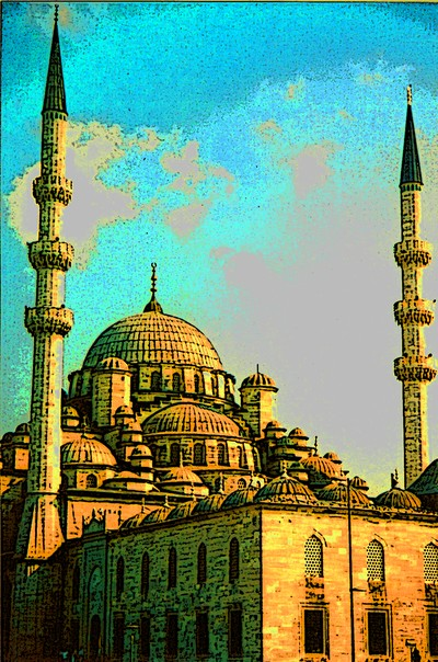 The Blue Mosque