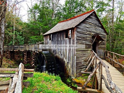 Cades Cove Mill