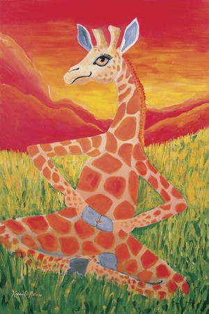 Giraffe(Artwanted 2018)
