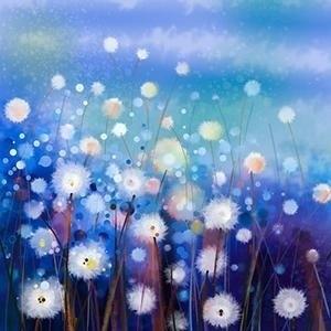 Dandelion Wall Art