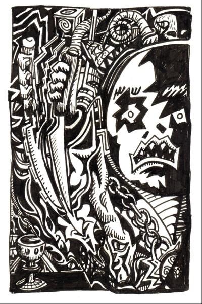 Wickedest Man by Brian Benson